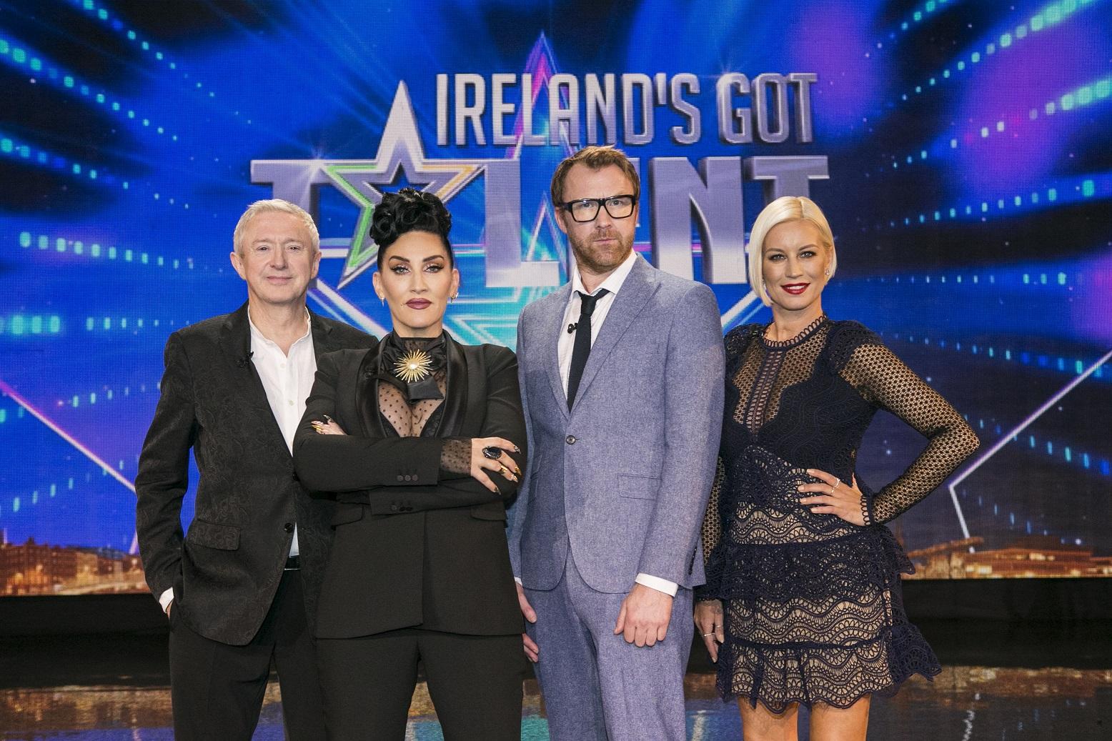 Irelands Got Talent Judges Nov 2017 _86 small
